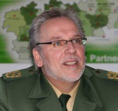 Polizeipräsident Robert Kopp Quelle Polizei