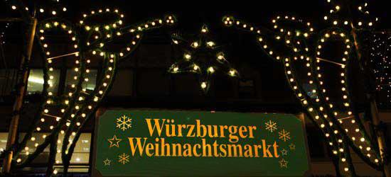 Weihnachtsmarkt Würzburg.Weihnachtsmarkt Mit 145 Ständen